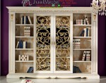 Buffet TV Klasik Modern Model Pintu