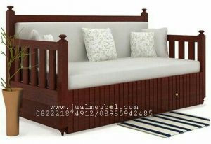 Day Bed Room Jati