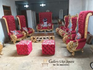 Set Kursi Sofa Tamu Bellagio Royal Mewah